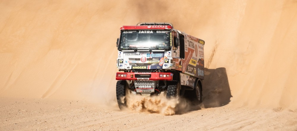 Strong wind botched Buggyra Racing plans