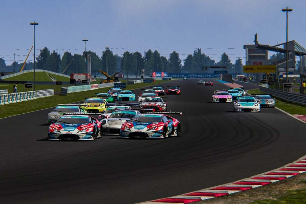 Mičánek Motorsport dominates ESET iSeries as Záruba and Makeš won at Slovakia Ring