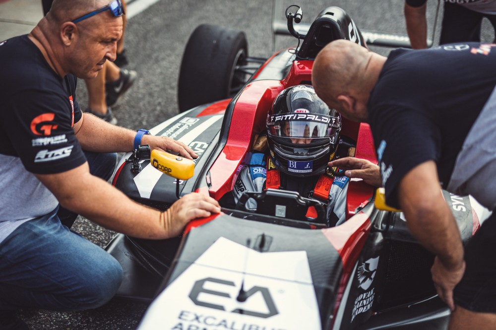 Martin Koloc does not want to rule out potential Formula 4 team