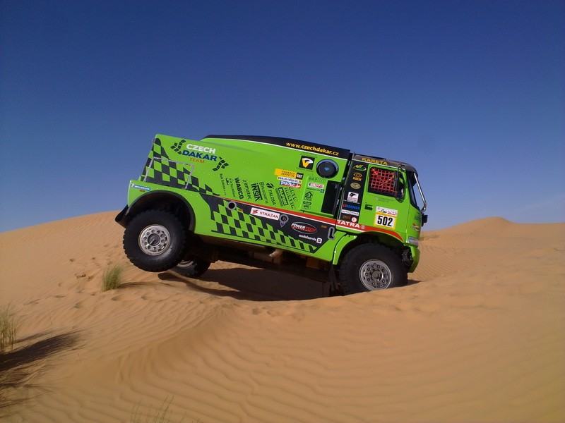 Who is Afraid, Stay Away of Dakar!