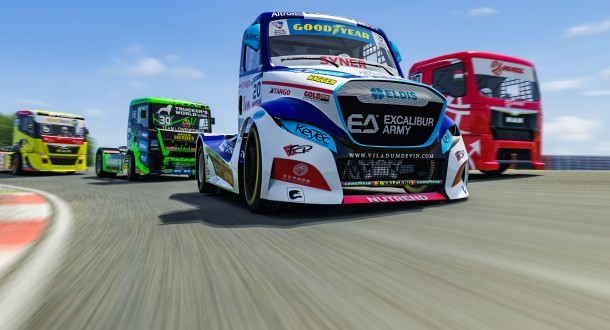 Calvet beats Kiss! First ETRC Digital win for Buggyra!