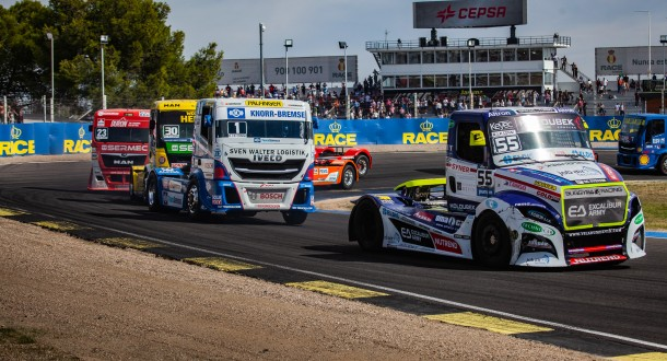 Buggyra won four of its titles at Jarama