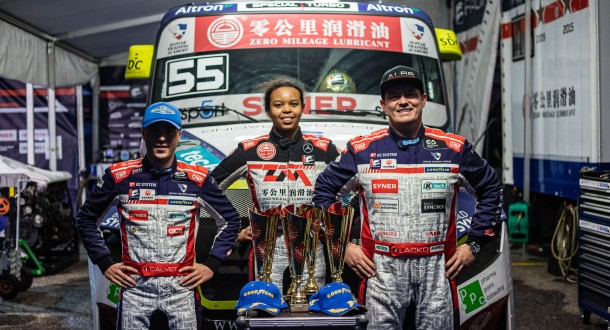 Successful Weekend for Buggyra, Lacko and Calvet Control Podium