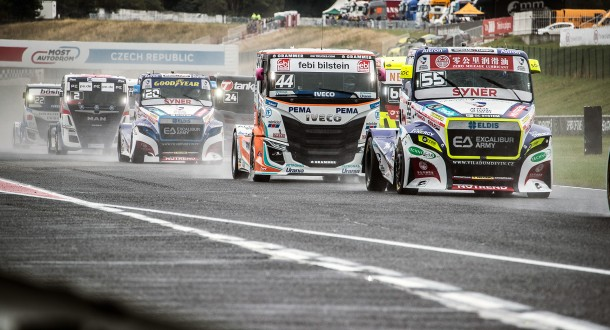 European Truck Racing Championship 2021 is taking shape, it will run on biofuel