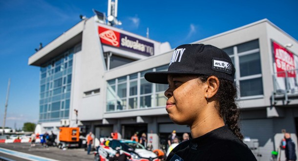 Aliyyah Koloc joins AVL Racing