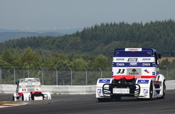 Buggyras Attack Famous Nürburgring from Third and Fifth Starting Position