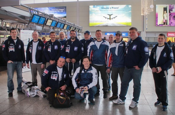 Buggyra Flies to Dakar! Team Celebrates New Year ´s Eve in Plane