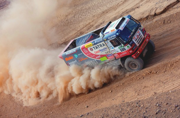 TATRA Opts for BUGGYRA again for Dakar 2016, Phoenix to Be Geared by Valtr