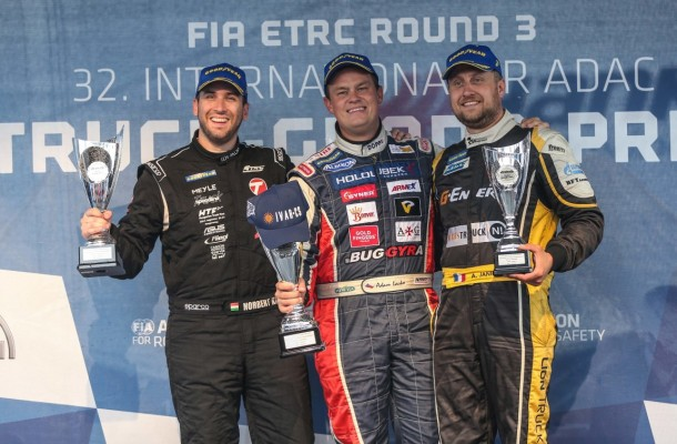 "Lacko´s ""One Man Show"" at German Nürburgring"