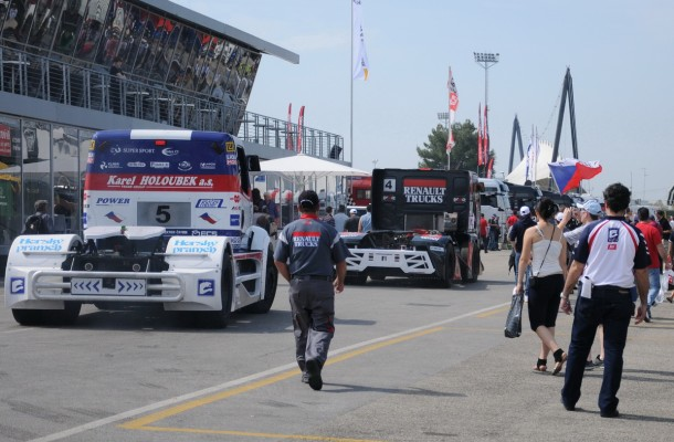 Bad Luck in Opening Misano Race