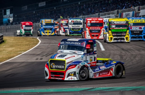Lacko´s Happy Departure from Nürburgring with Second Overall Rank