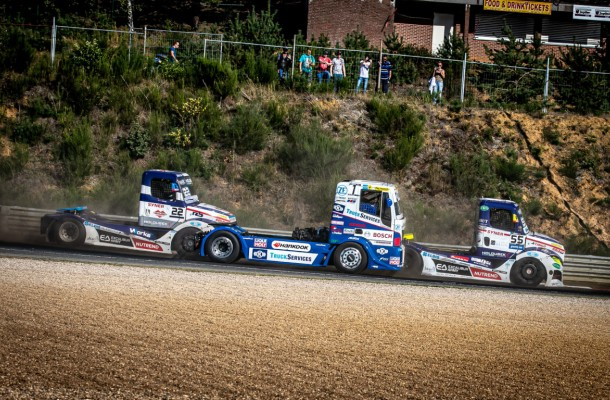 Lacko Writes History of Zolder, Obtaining 1000th Cup in Third Race