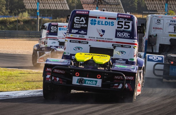 VIDEO: Lacko dominated at Zolder, while youngsters challenged top European drivers
