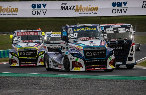 VIDEO: Successful Weekend for Buggyra, Lacko and Calvet Control Podium