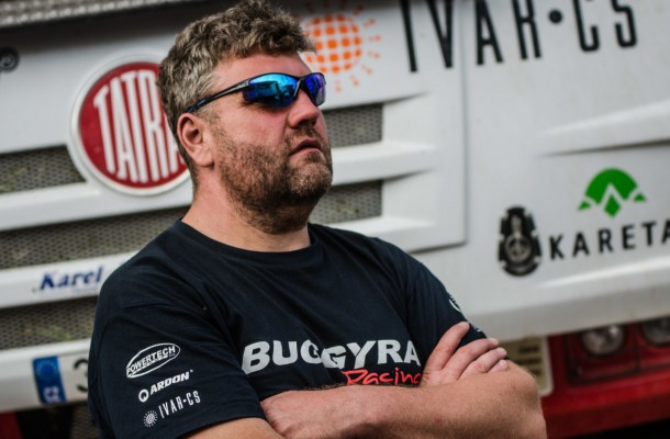 Valtr in Position of Best Czech, Kolomý Begins Preparation for Dakar 2017