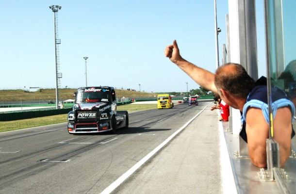 Second Double in Misano!